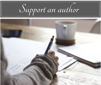 Support an author main web page