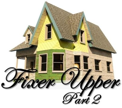 Fixer Upper Part 2 without blurb